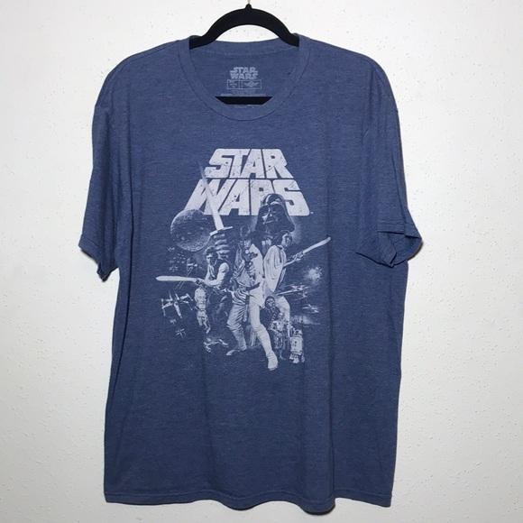 Star Wars Shirt XL